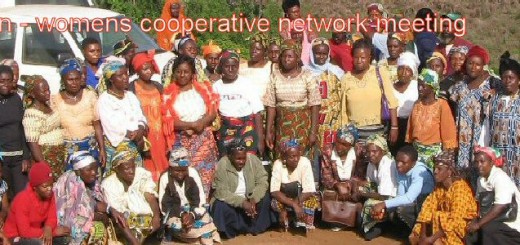 Womens cooperative network representatives meeting