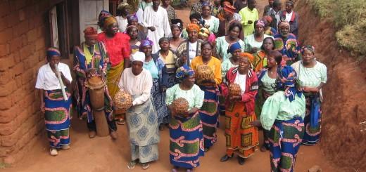 cameroon.shumas. FIOH womens cooperative, Oku 2008