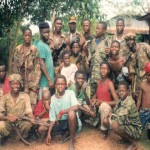 sierra.leone.conflict. Boy soldiers