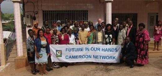cameroon.fioh.cameroon.network. Inaugural meeting in Bamenda