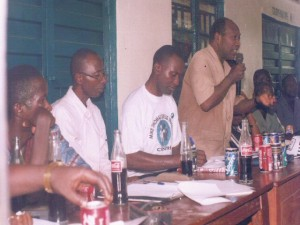 fioh.fund.sierra.leone.post.war.reconstruction. Project launch 1997