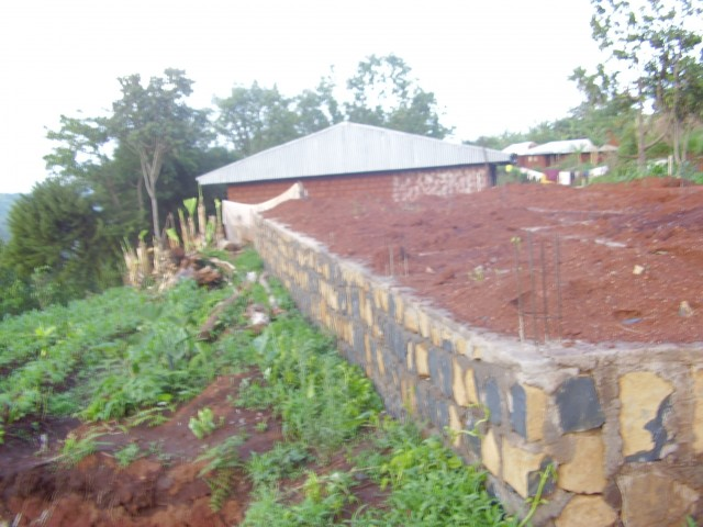 fioh.fund.cameroon.glores. Foundations of the new treatment centre