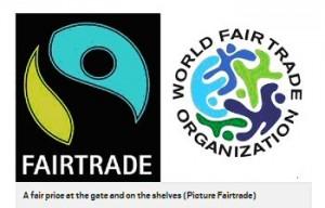ethical.investment. Fair trade logo