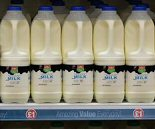 supermarkets. Dairy farmers milk price crisis