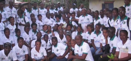 Ebola programme