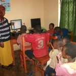Computer training for children